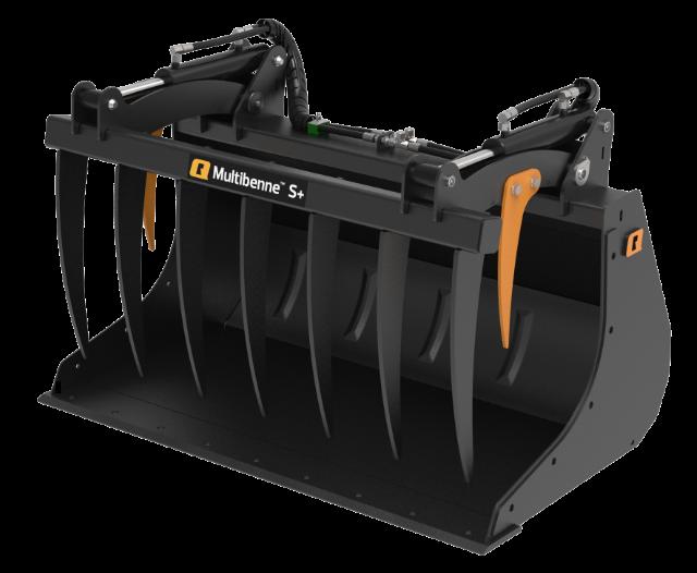 Arbeitsgeräte für Hof- und Kompaktlader
